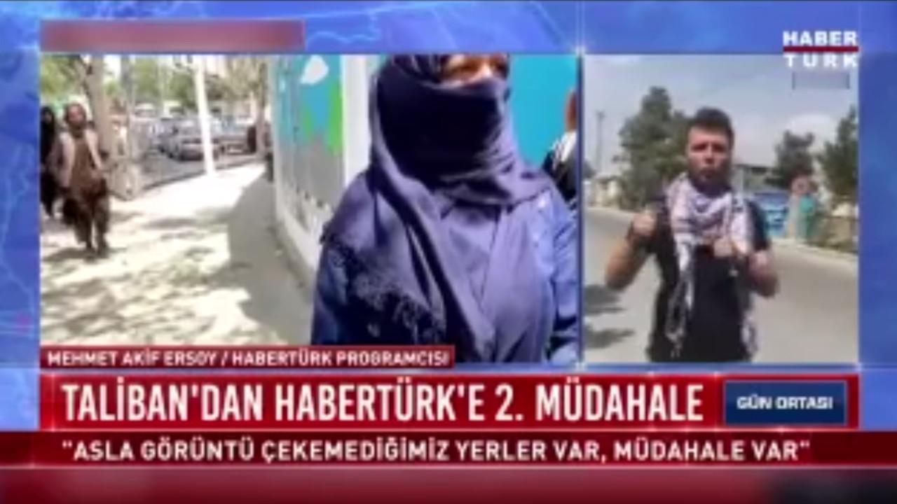 Taliban Türk gazetecilere silah çekti