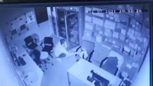 Şişli'de hastaneden kanser ilacı hırsızlığı kamerada - Resim: 2