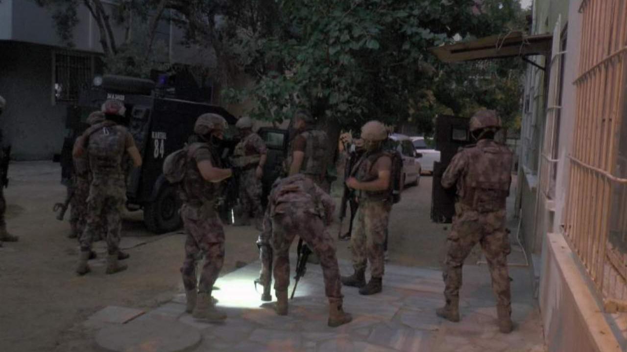 İstanbul'da dev operasyon; çok sayıda gözaltı var
