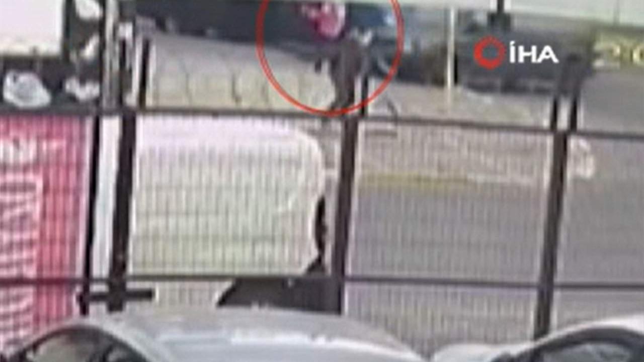 İstanbul'da ehliyetsiz sürücü dehşet saçtı!