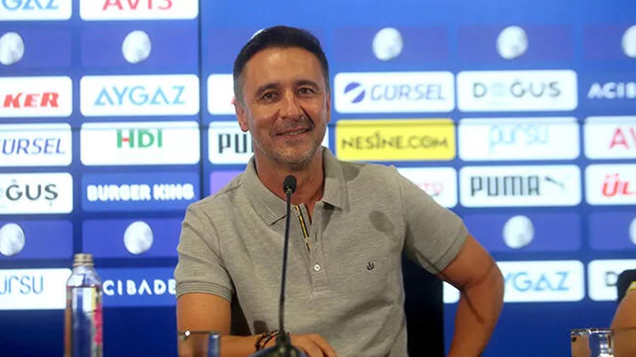 Vitor Pereira'dan Helsinki maçı öncesi önemli açıklamalar