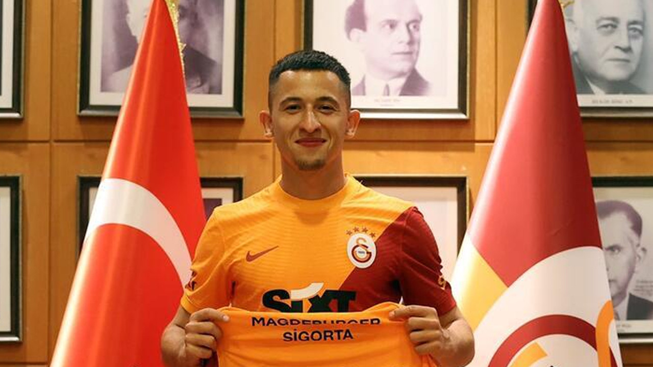Galatasaray bir transferi daha bitirdi