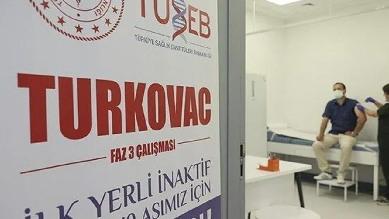 ''TURKOVAC'' aşısı gönüllülere uygulanmaya başlandı