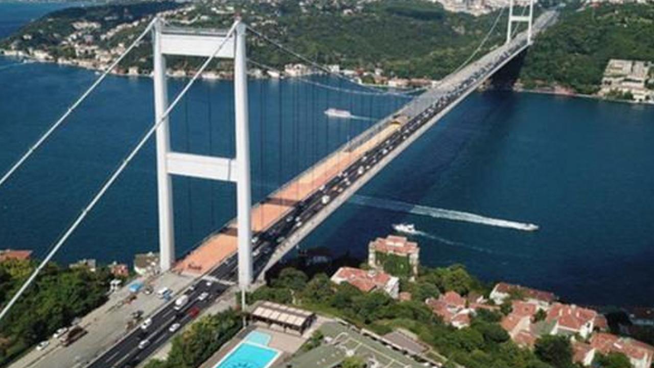 Bakanlık açıkladı: FSM Köprüsü'ndeki çalışma kaç gün sürecek?