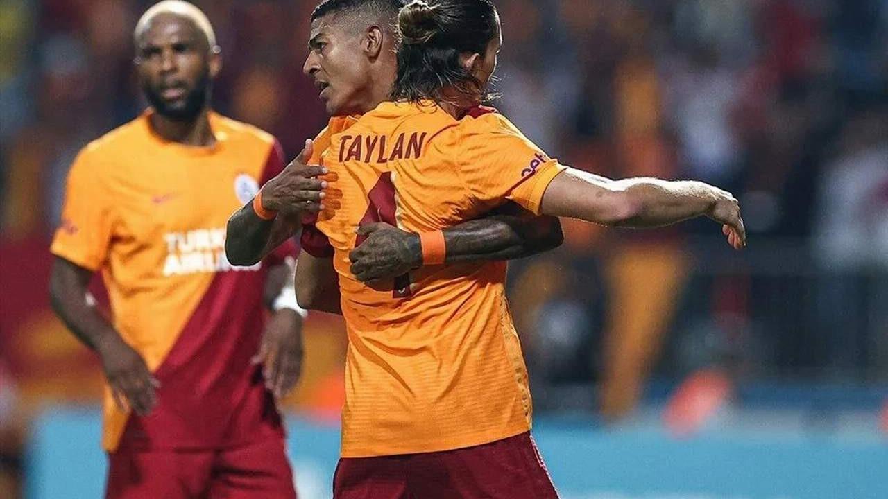 Galatasaray UEFA Avrupa Ligi'nde gruplarda