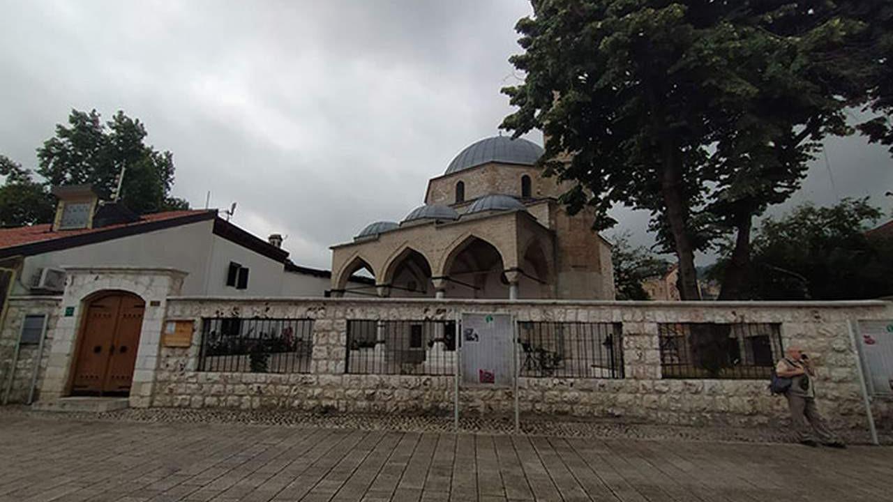 İşte Erdoğan'ın Saray Bosna'da açacağı cami