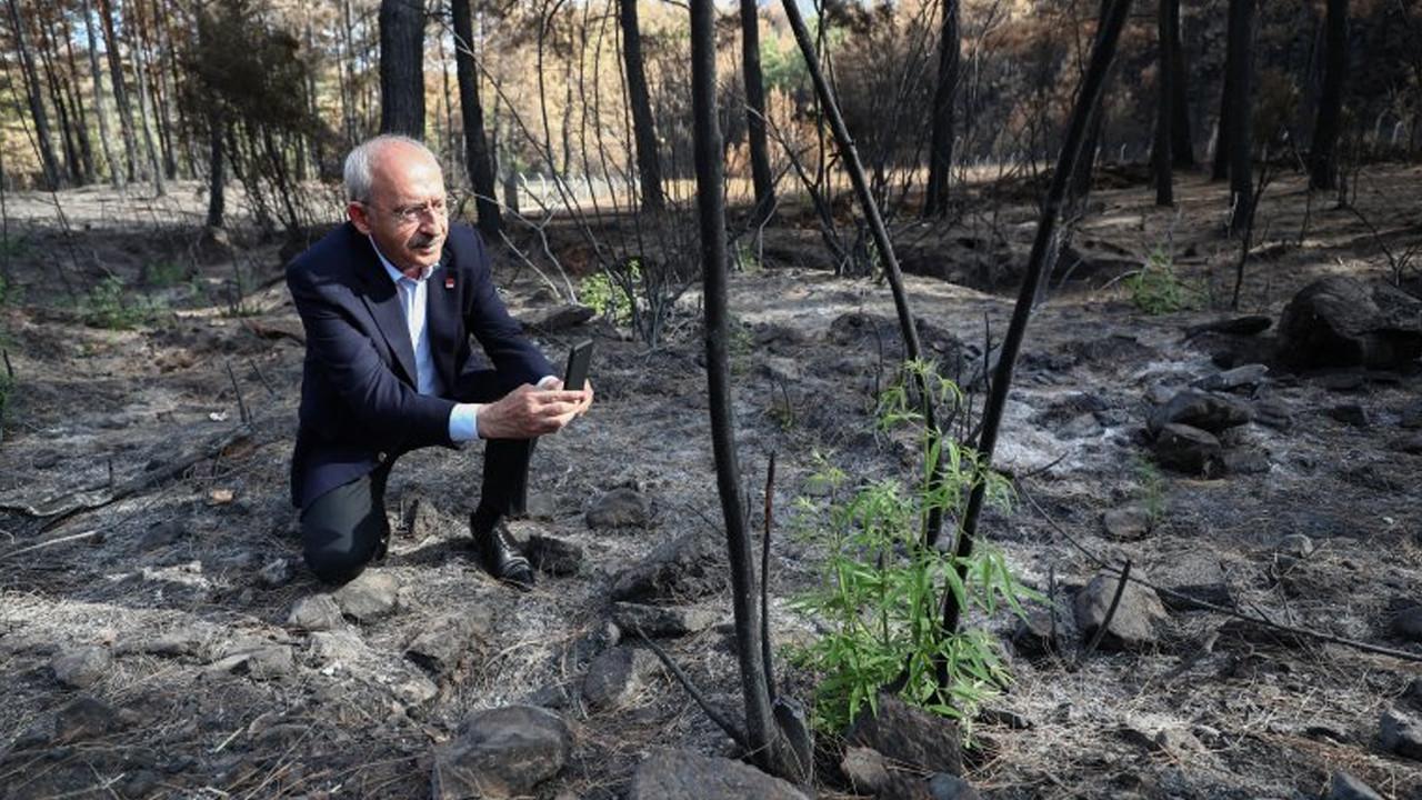 Kılıçdaroğlu: Doğa güçlü, biz de güçlü olmak zorundayız