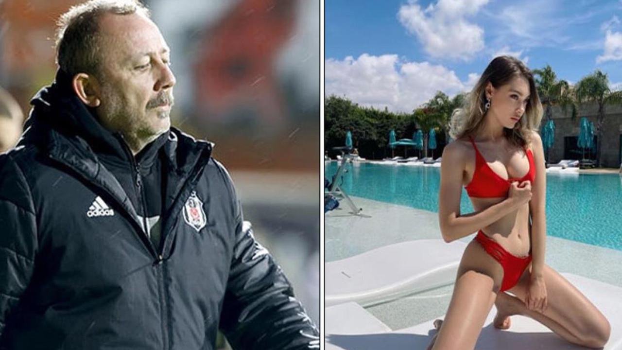 Sergen Yalçın, Ukraynalı model sevgilisinden ayrıldı mı?