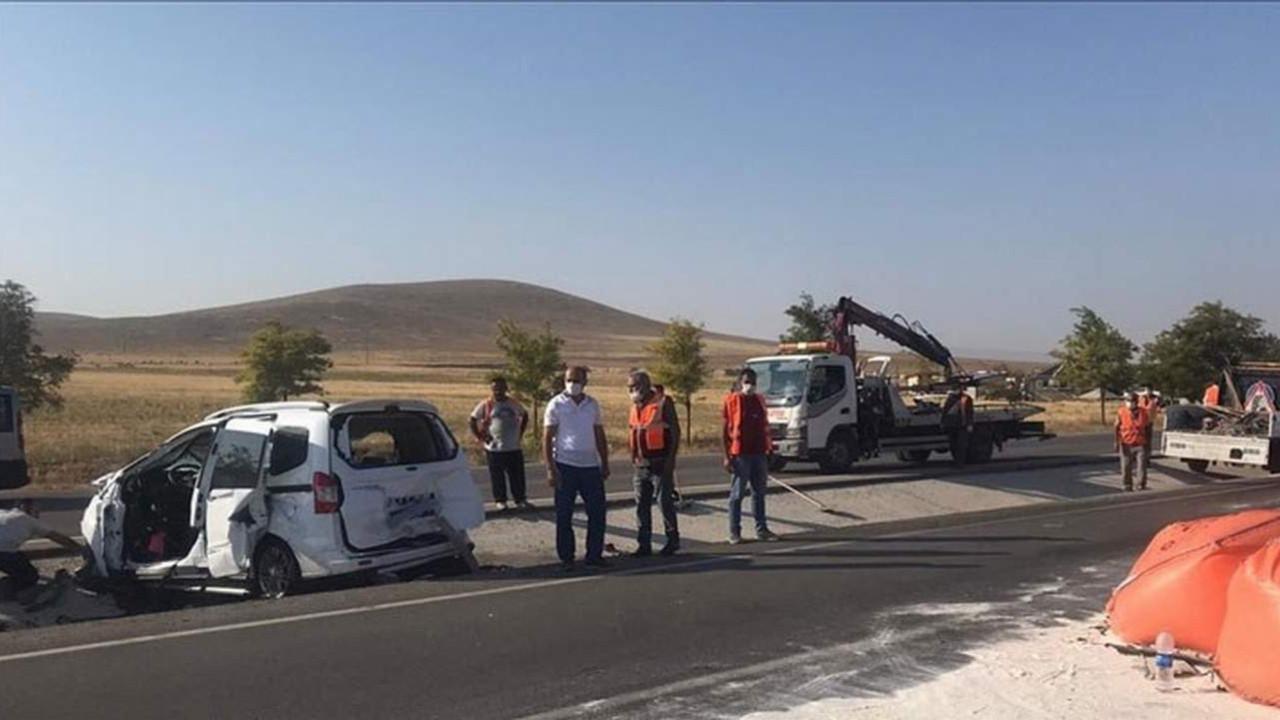Konya'da korkunç kaza: 6 kişi yaşamını yitirdi