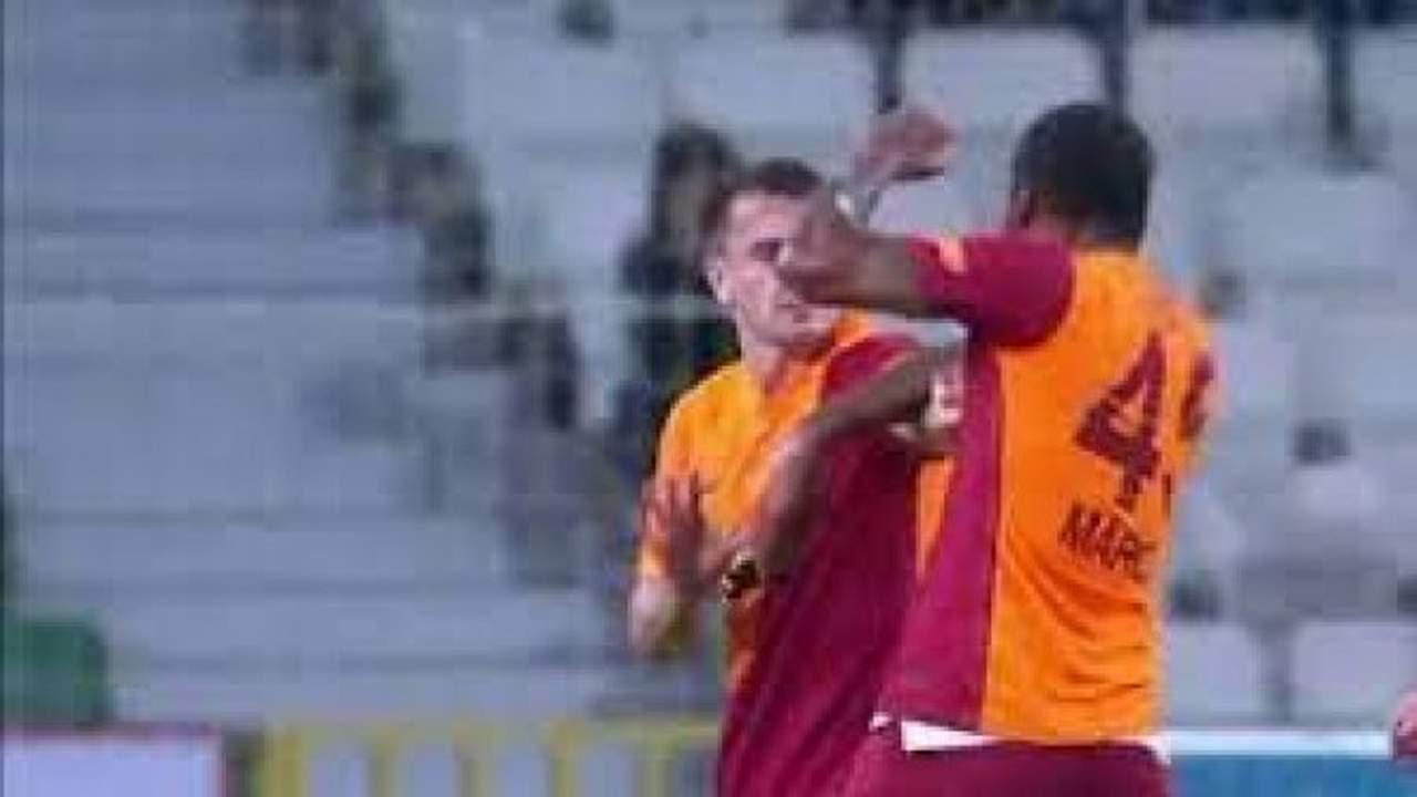 Galatasaray'ın Marcao'ya kestiği ceza belli oldu