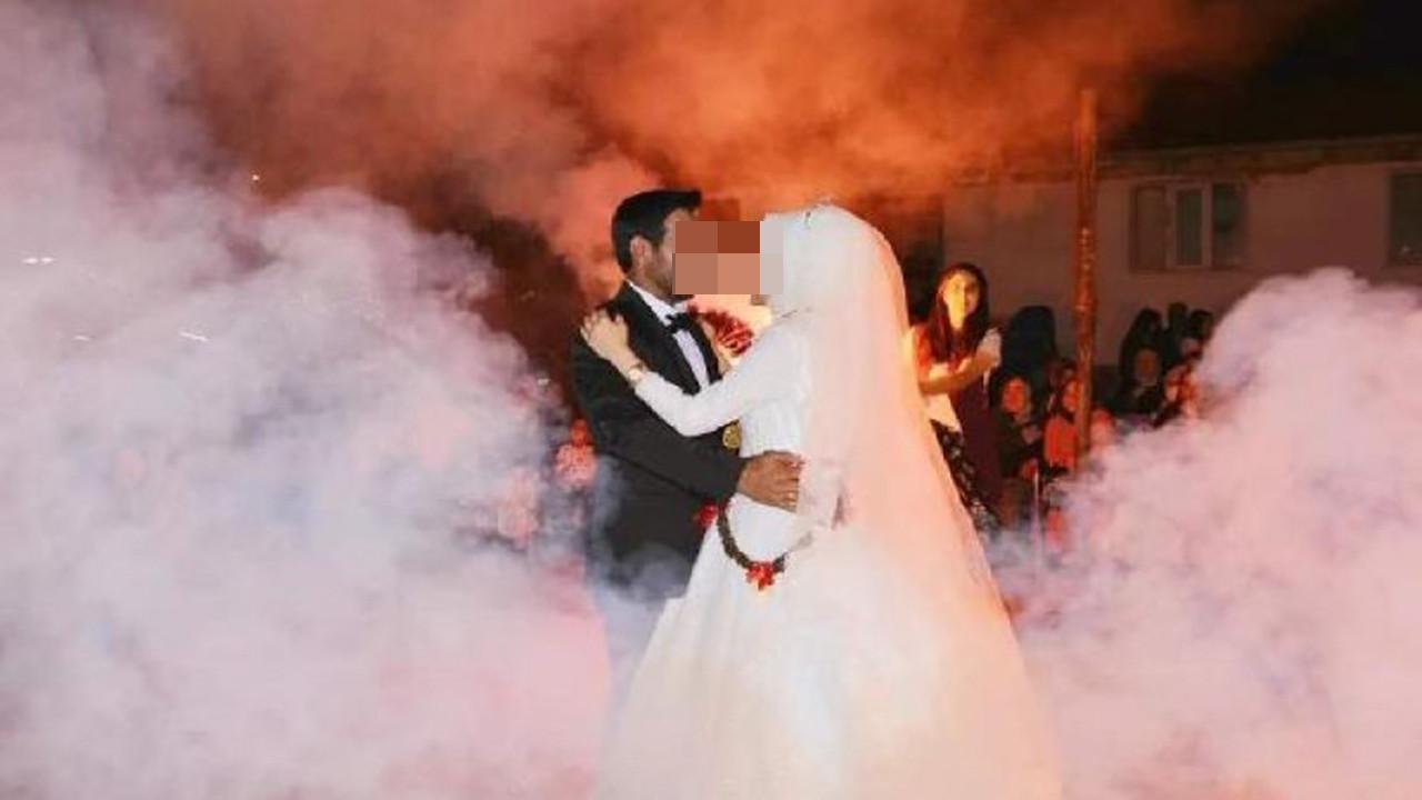 Gelinin testi pozitif çıktı düğün karıştı