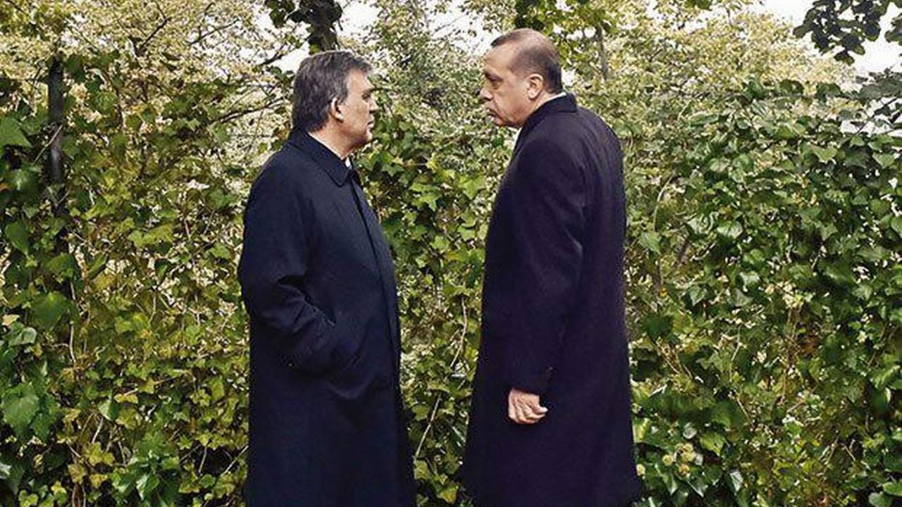 Erdoğan ile Gül'ün ''en son ne zaman'' görüştüğü ortaya çıktı
