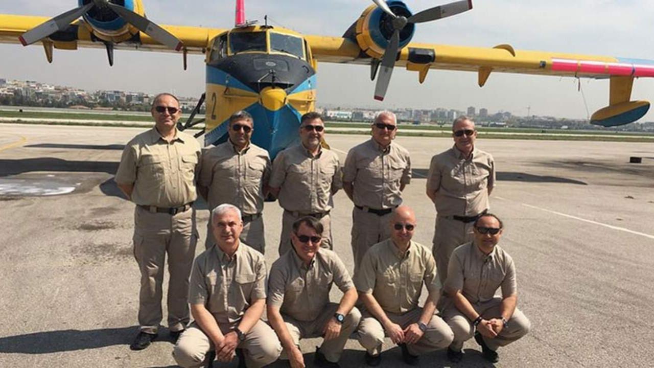 THK'nın eski pilotları THK'ya dava açtı
