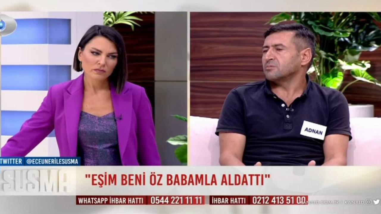 Türkiye bu iğrençliği konuşuyor... O anlattıkça Ece Üner ne yapacağını şaşırdı!