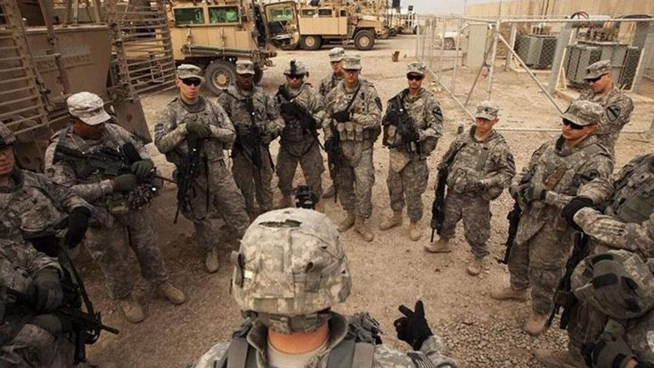 ABD Afganistan'dan çekilme sürecini tamamladı