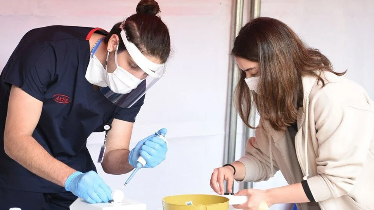 10 saniyede sonuç veren yerli koronavirüs testi geliştirildi
