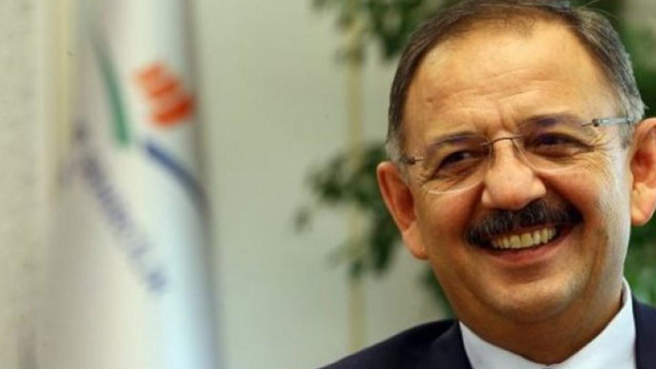AK Partili Mehmet Özhaseki 14. kez aynı müjdeyi verdi