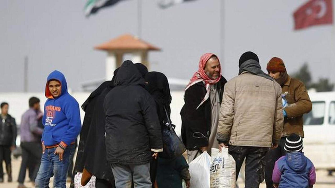 İçişleri Bakanlığı'ndan Suriyeliler için ''dikkat çeken'' kara