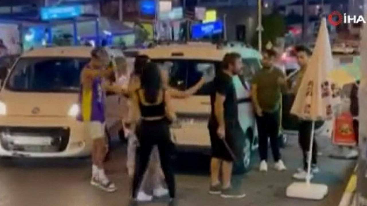 TikTok'çu gençler İstanbul'u birbirine kattı