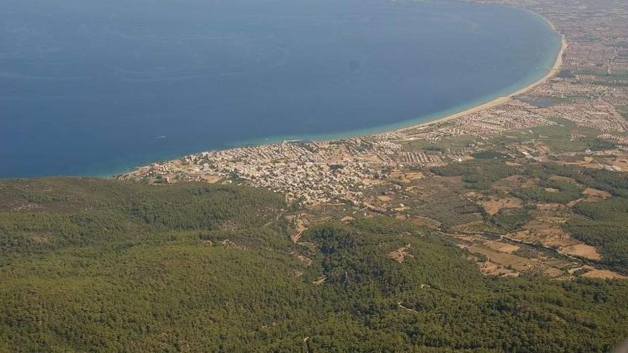 Türkiye'nin cennetinde özelleştirilen araziler imara açıldı