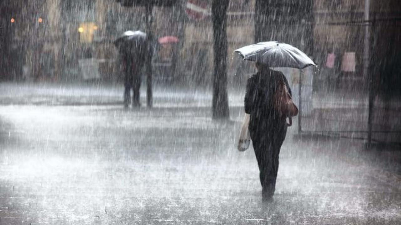 Meteoroloji bu illerimizi tek tek uyardı! Yağışlar fena vuracak