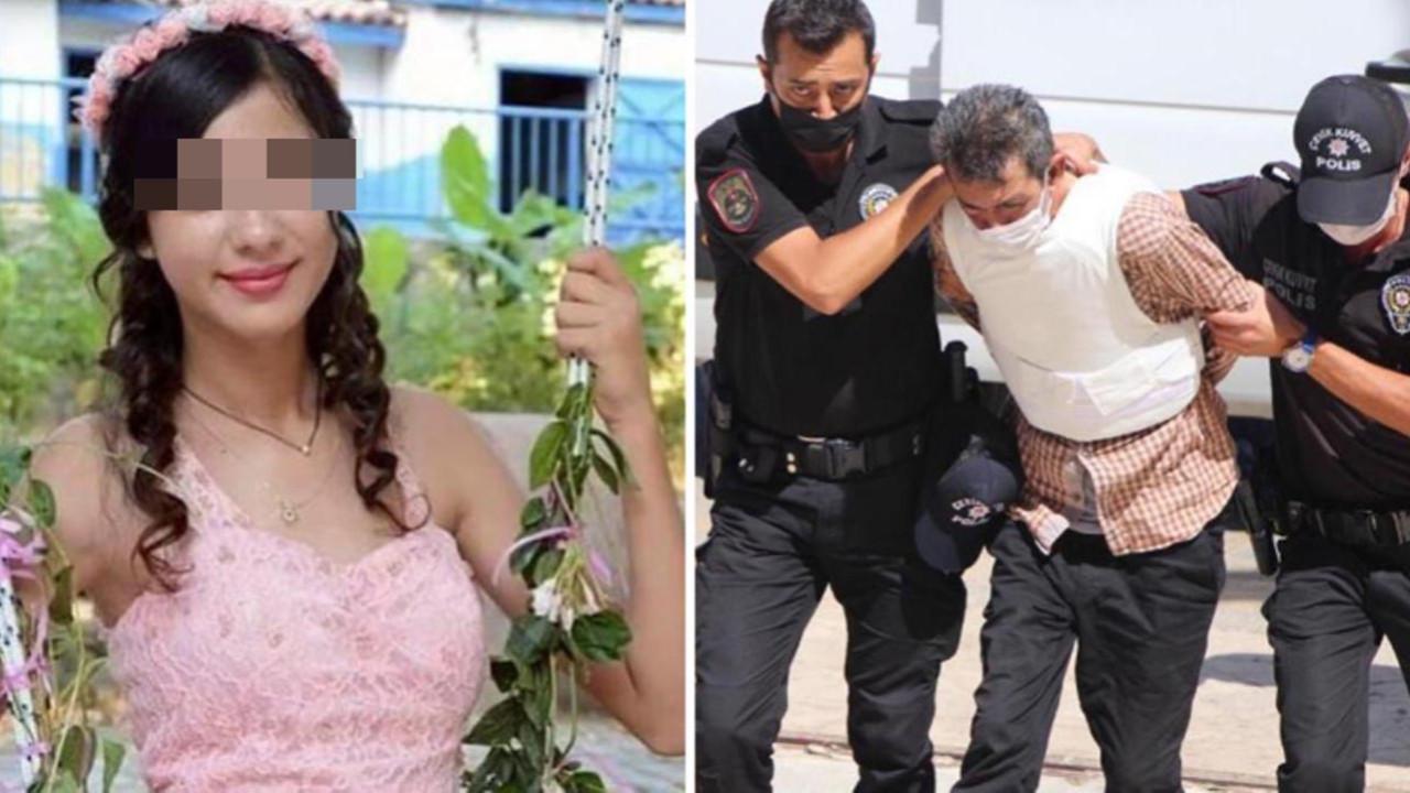 27 bıçak darbesiyle öldürülen Yağmur katilinin elini öpmüş