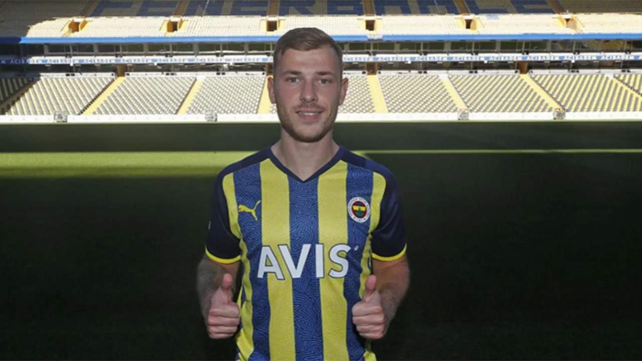 Max Meyer resmen Fenerbahçe'de