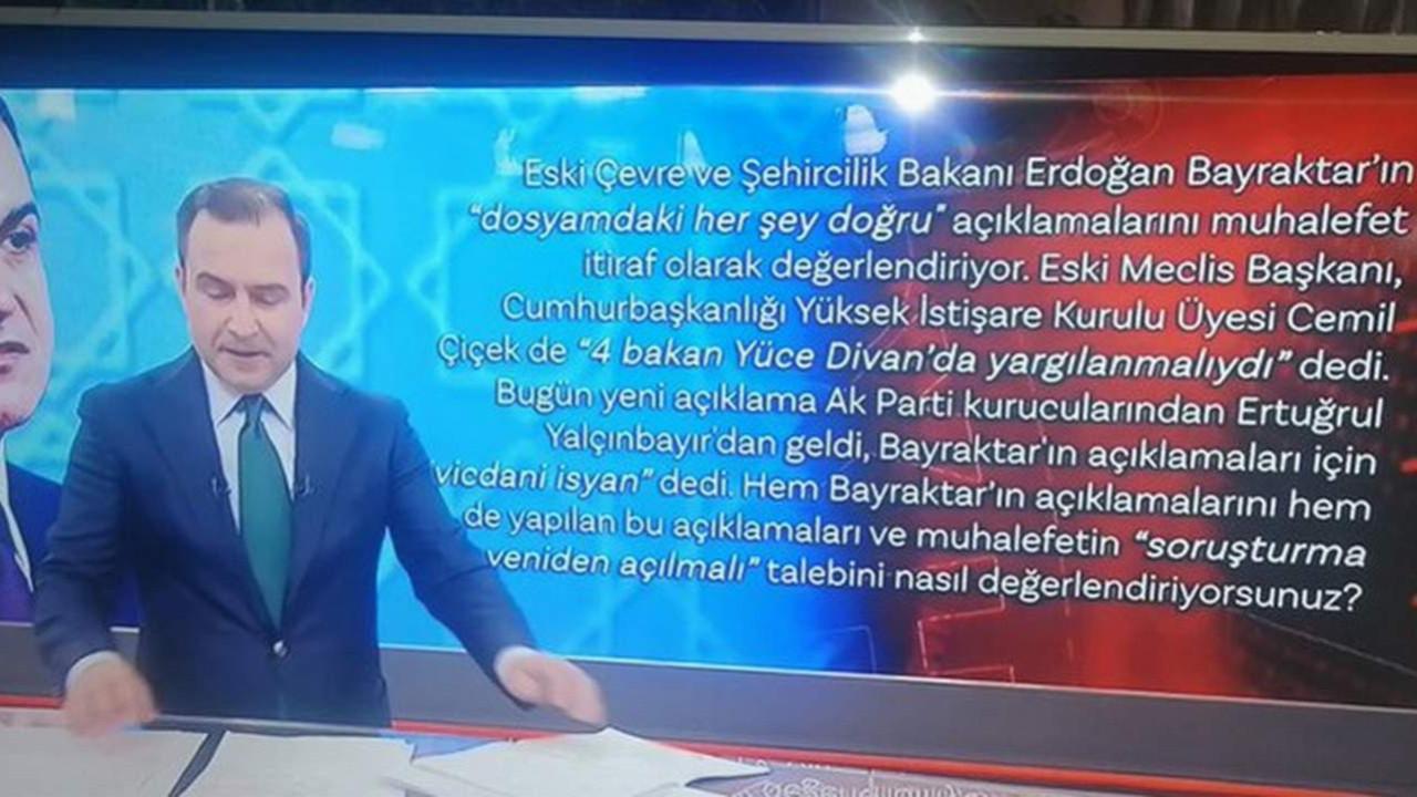 FOX TV muhabiri, AK Parti Sözcüsü Çelik'in basın toplantısına alınmadı