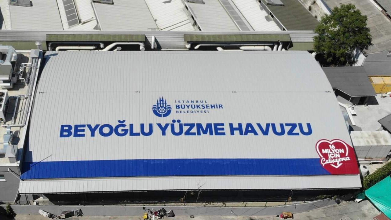 Geleceğin yüzme şampiyonları İstanbul'da yetişecek