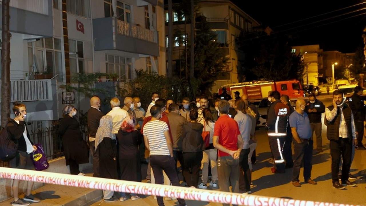 Ankara'da korku dolu gece! Sabah kadar sokataydılar