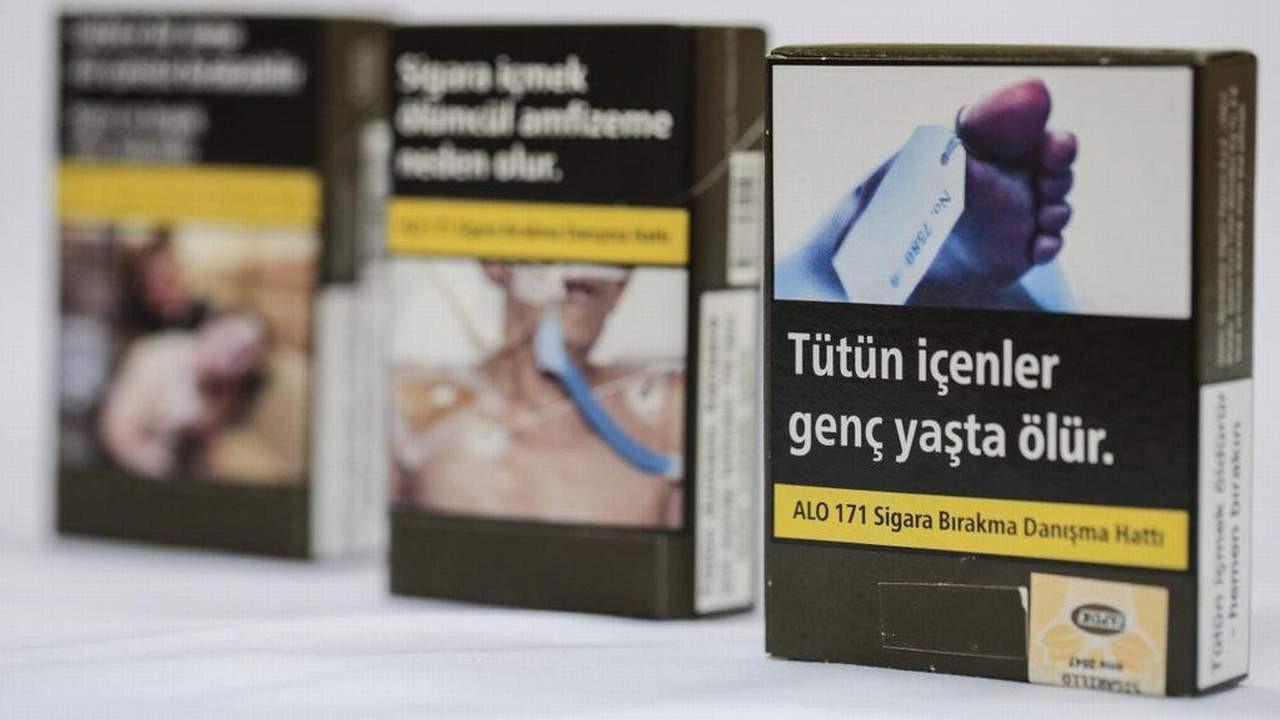 Sigara paketlerinde yeni dönem! Artık zorunlu oldu