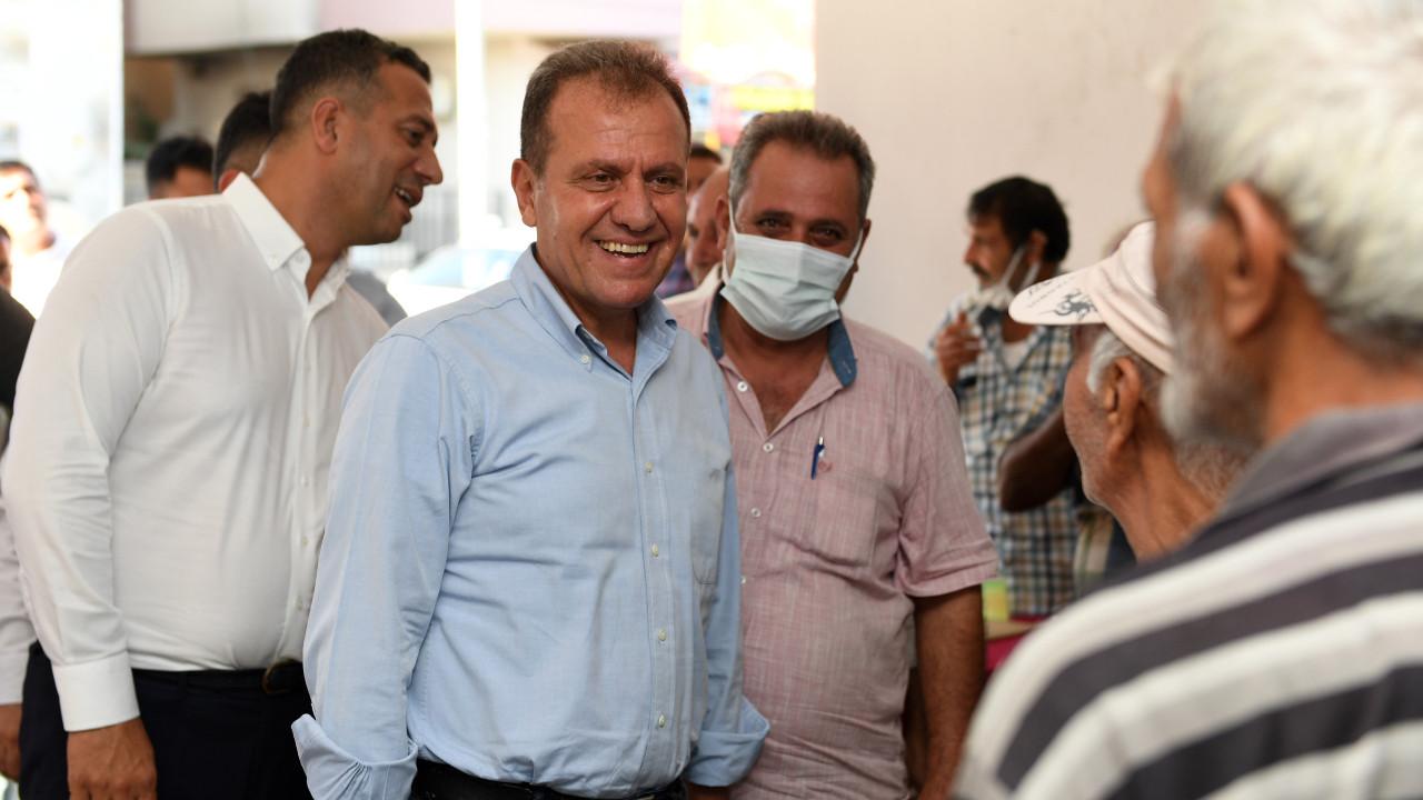 Başkan Seçer'den Tarsus'ta hafta sonu mesaisi