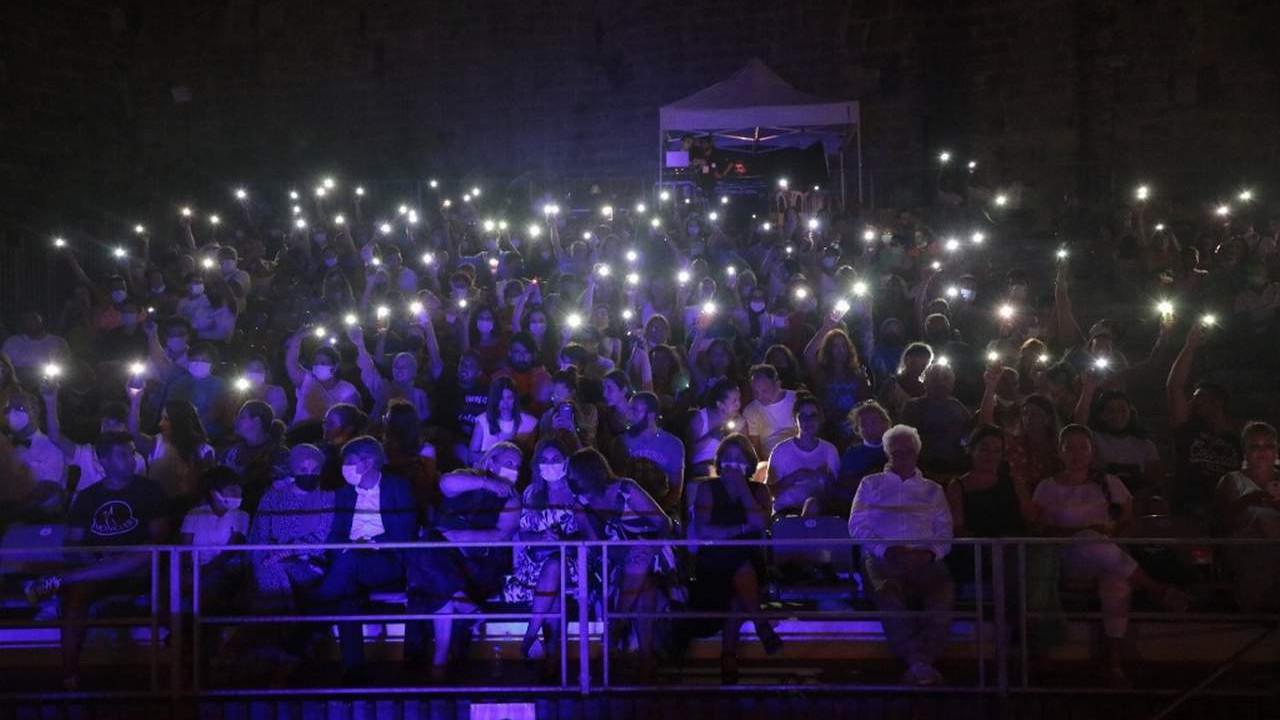 Bodrum Kale Konserleri sona erdi