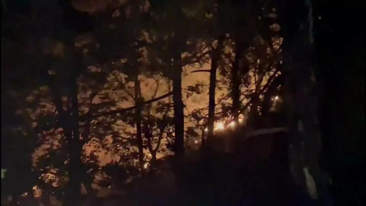 8 orman yangını da kontrol altında