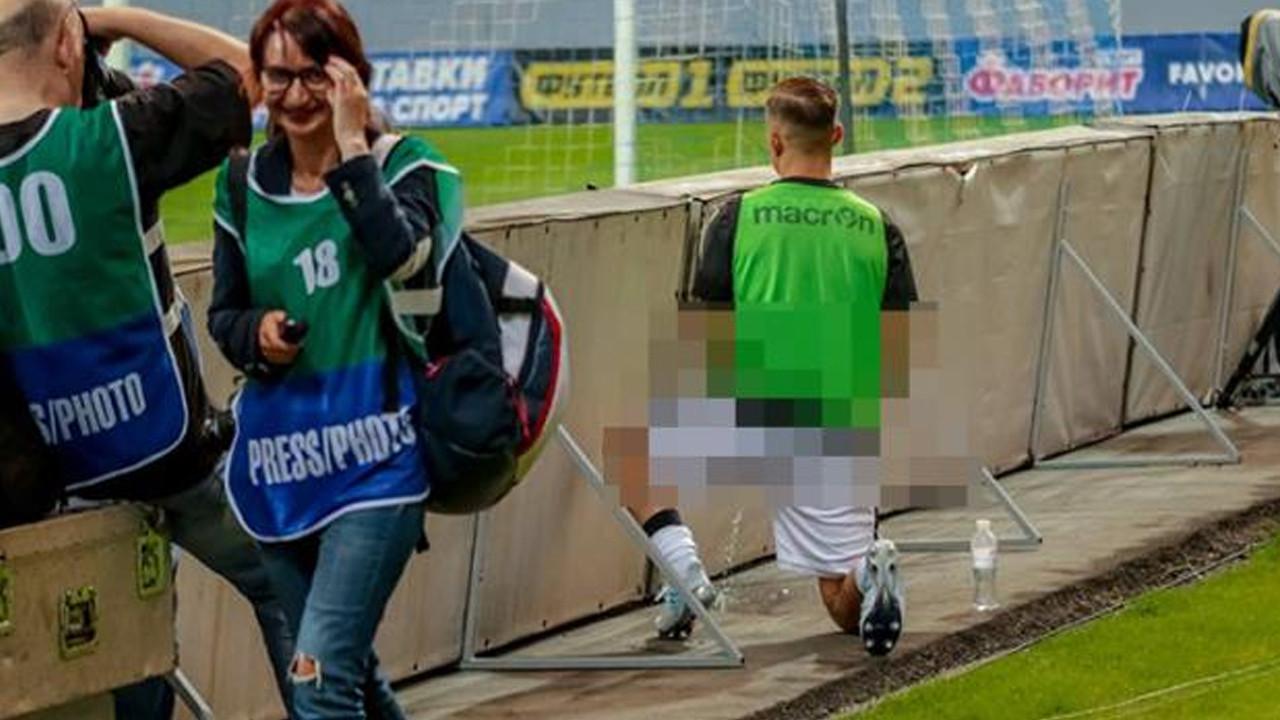 Fenerbahçe'nin yıldızı Pelkas'tan skandal hareket