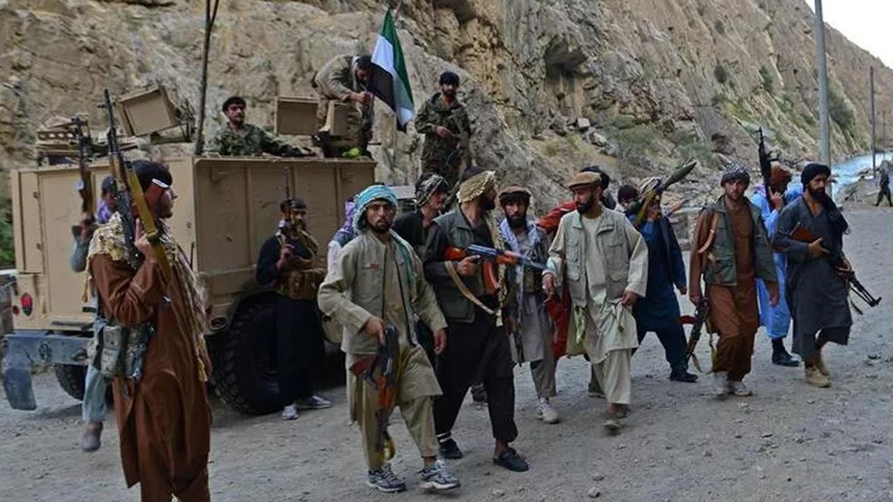 Taliban, direnişin kalesi Pençşir'i ele geçirdi