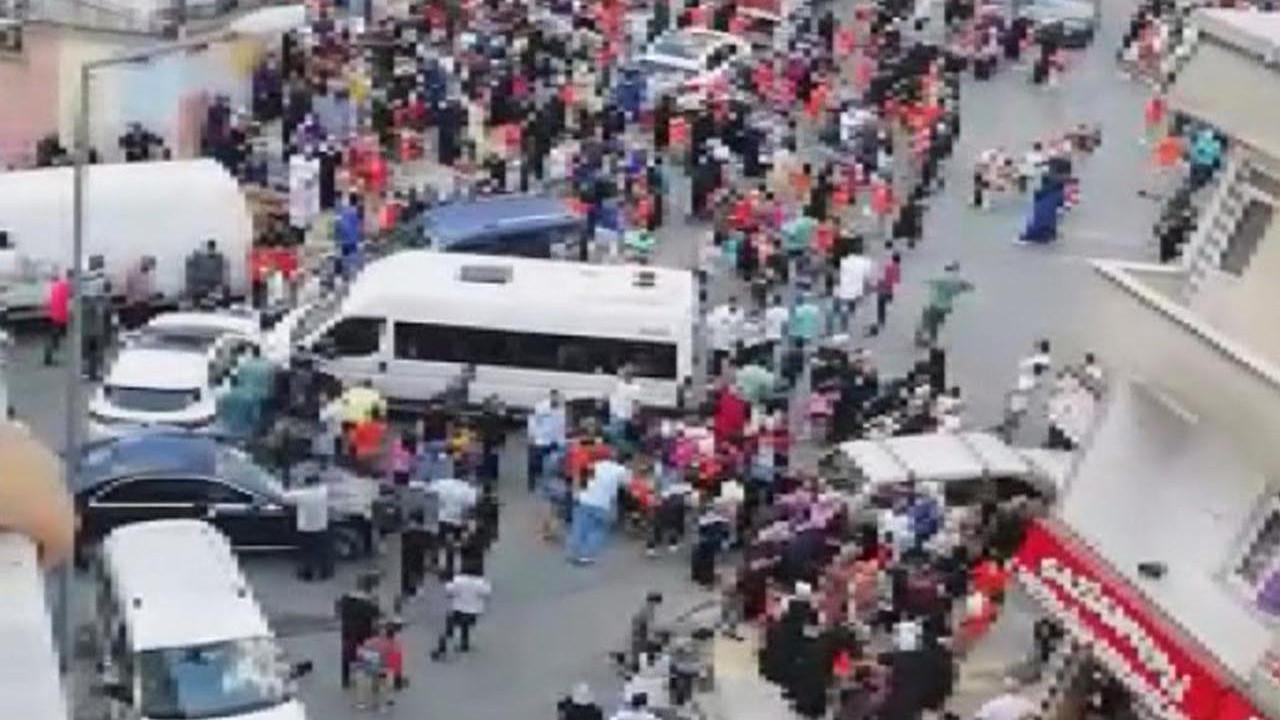 İstanbul'da okul servisi dehşeti: Yaralılar var