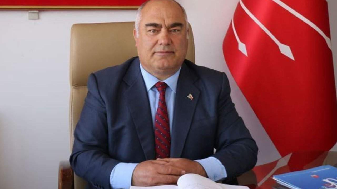 Tacizle suçlanan CHP İl Başkanı istifa etti