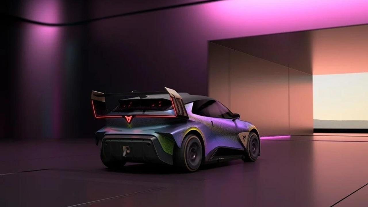 Asfaltın tozunu attıracak! Seat'tan ''süper'' otomobil: UrbanRebel!