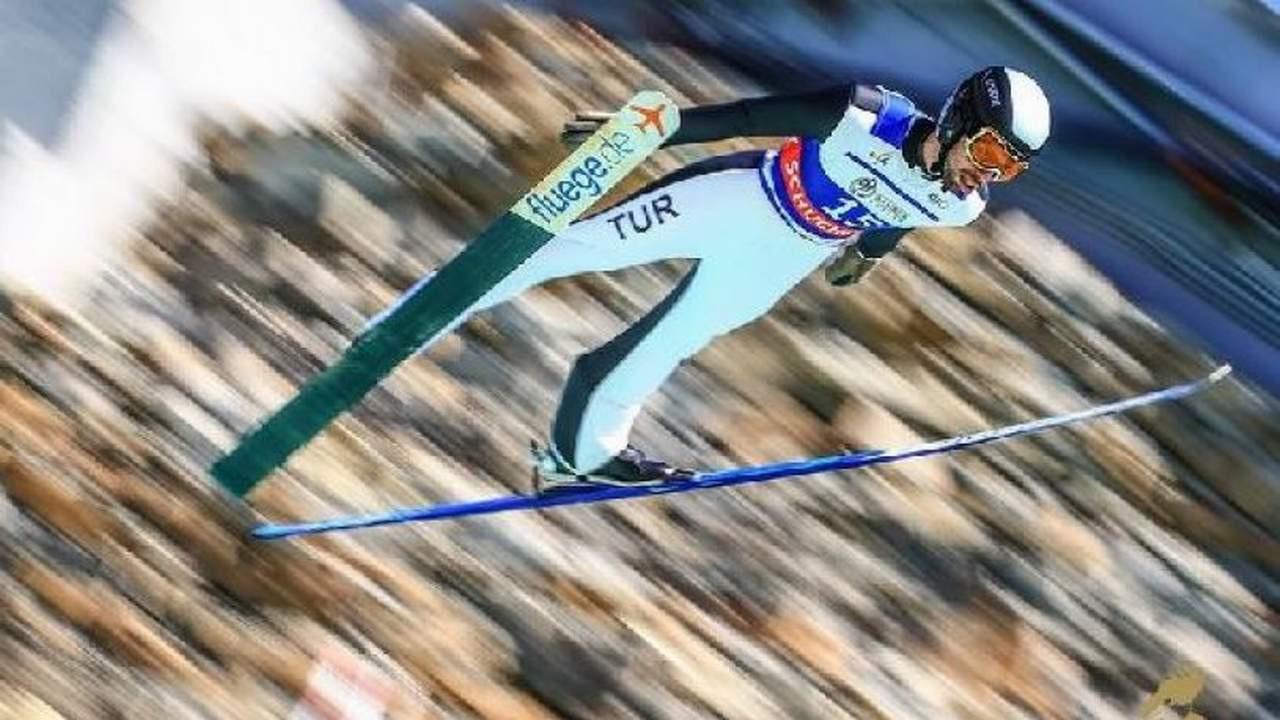 Milli kayakçıdan tarihi başarı