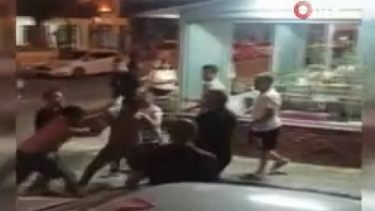 Restoranda kanlı kavga! 1 kişi hayatını kaybetti