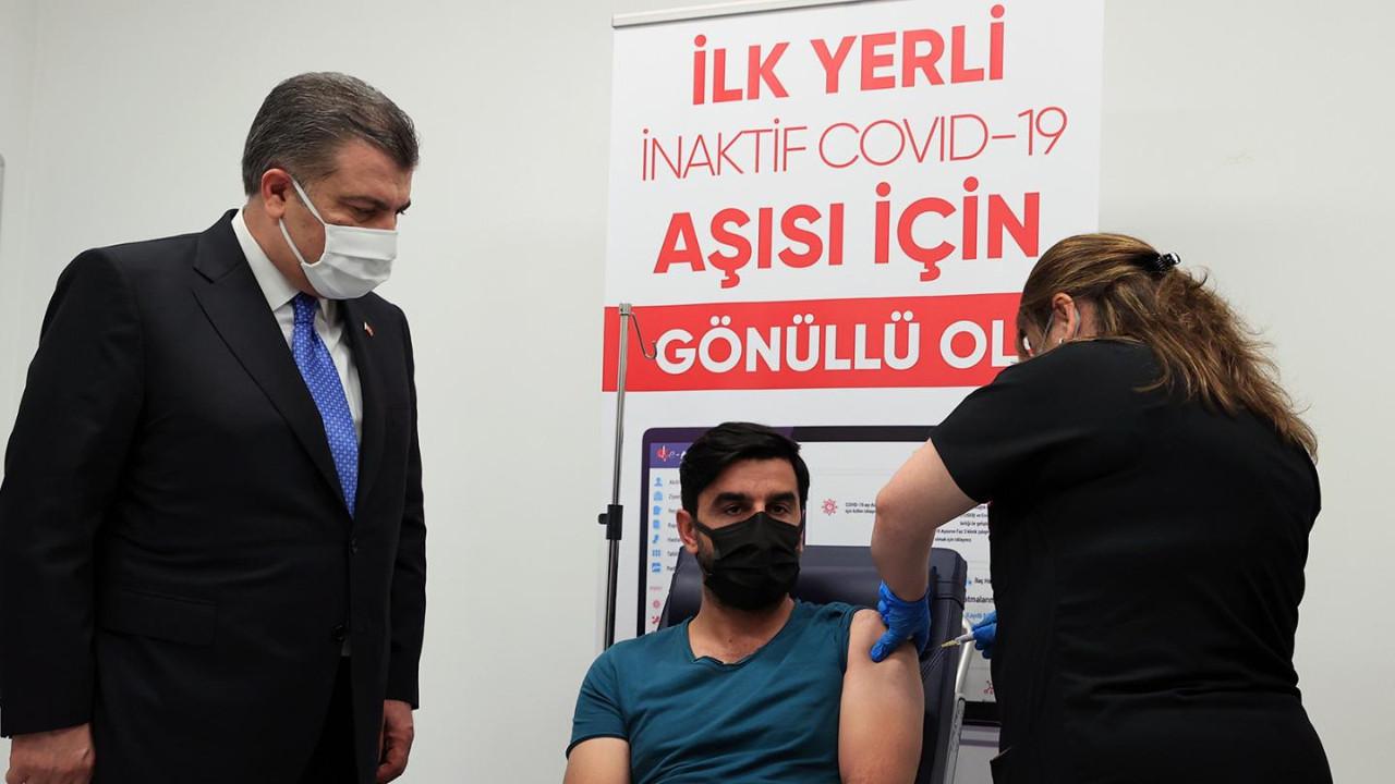 Türkiye'nin yerli koronavirüs aşısı TURKOVAC'ta tarih yine değişti