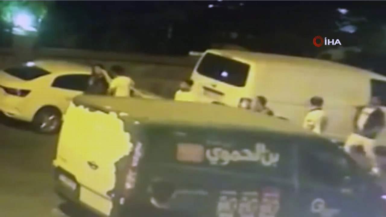 İstanbul'da şehir magandaları genç kızlara saldırdı