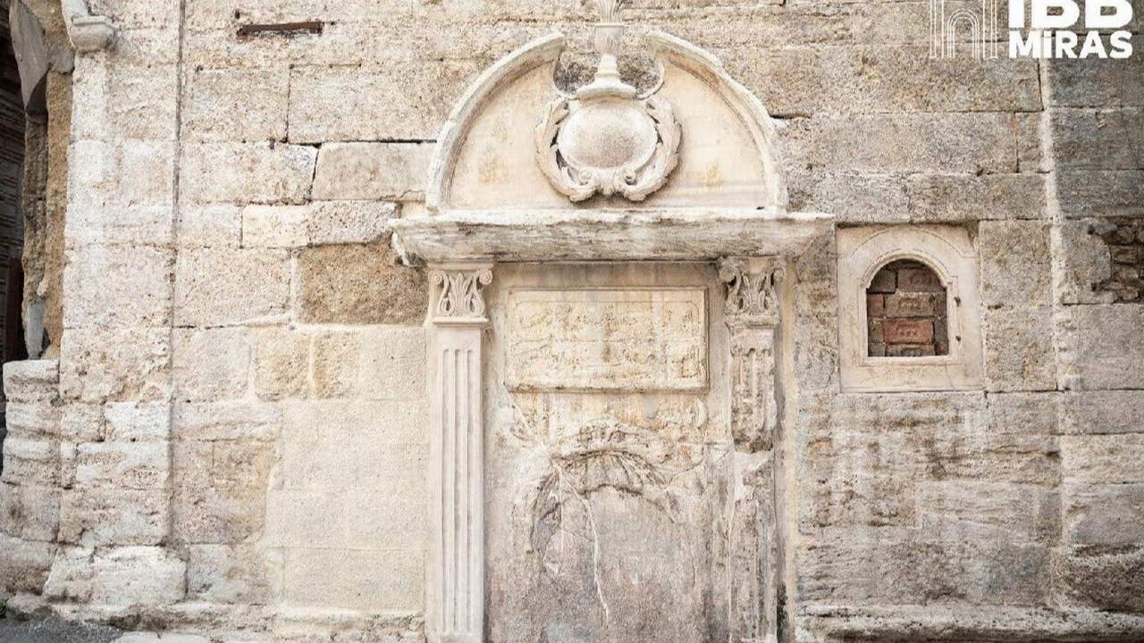 İBB'den tarihe saygı... İşte tarihi çeşmenin yeni hali