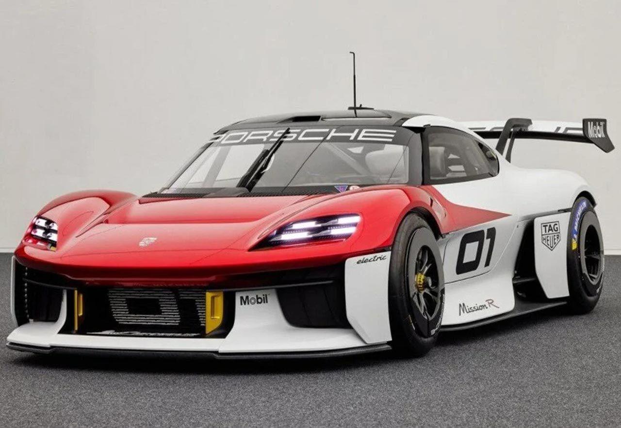 Porsche'un tam 1.088 beygirlik, elektrikli canavarı ortaya çıktı - Resim: 1