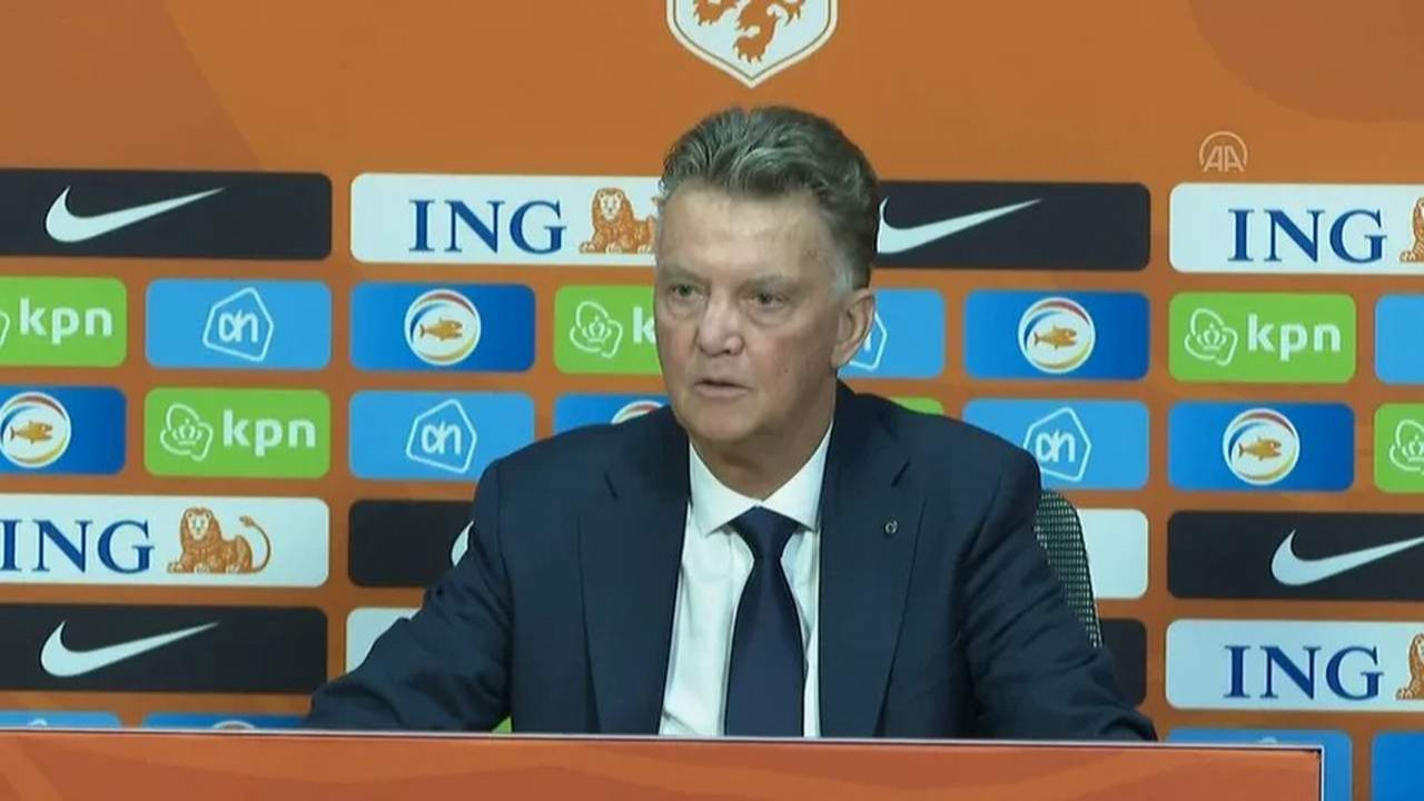 Louis van Gaal: ''Daha fazla gol atabilirdik''