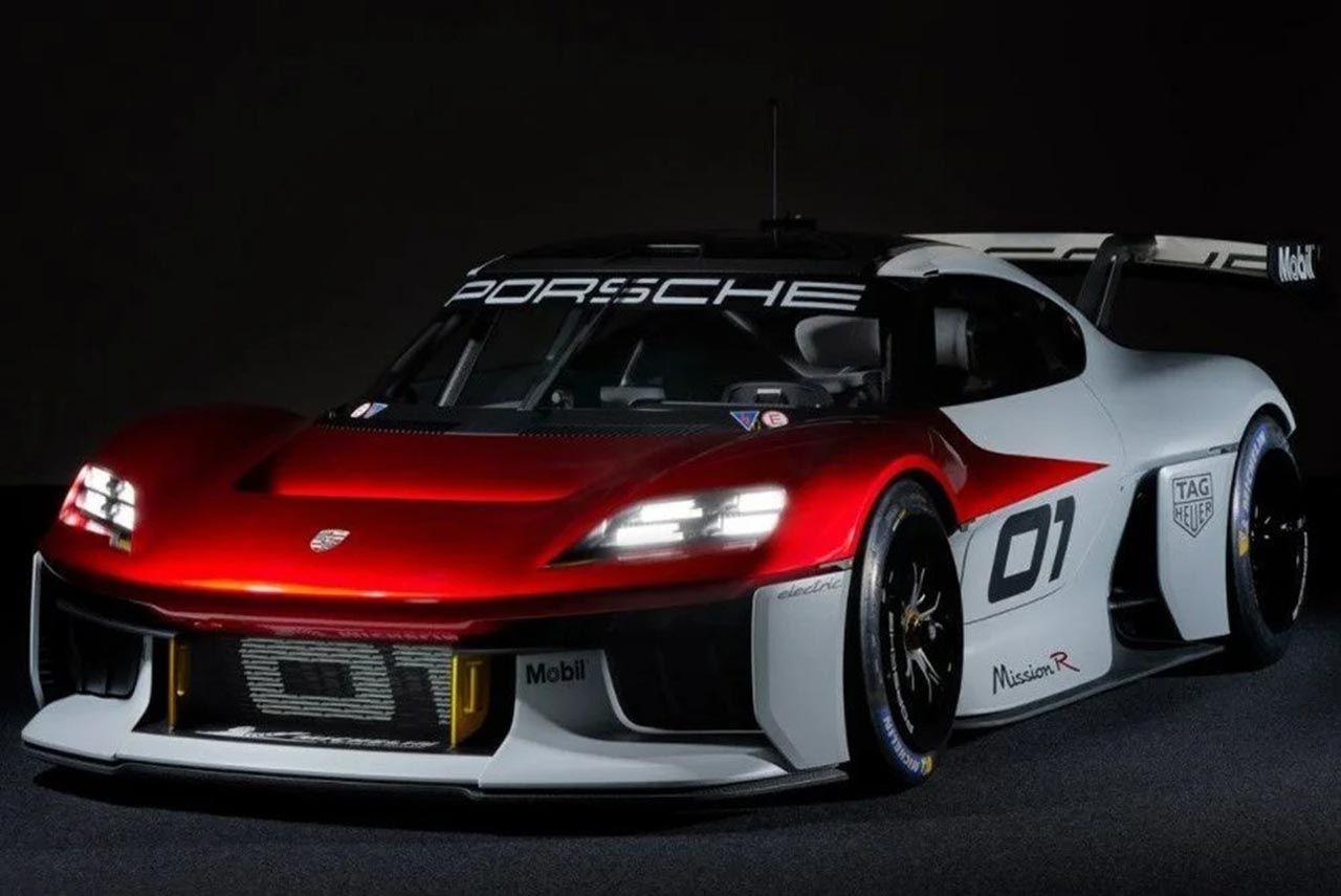 Porsche'un tam 1.088 beygirlik, elektrikli canavarı ortaya çıktı - Resim: 4