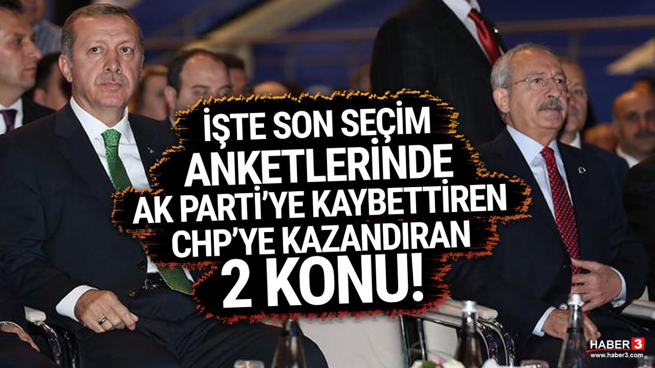 İktidar da muhalefet de ders çıkarsın: İşte CHP'nin oylarını arttıran 2 neden