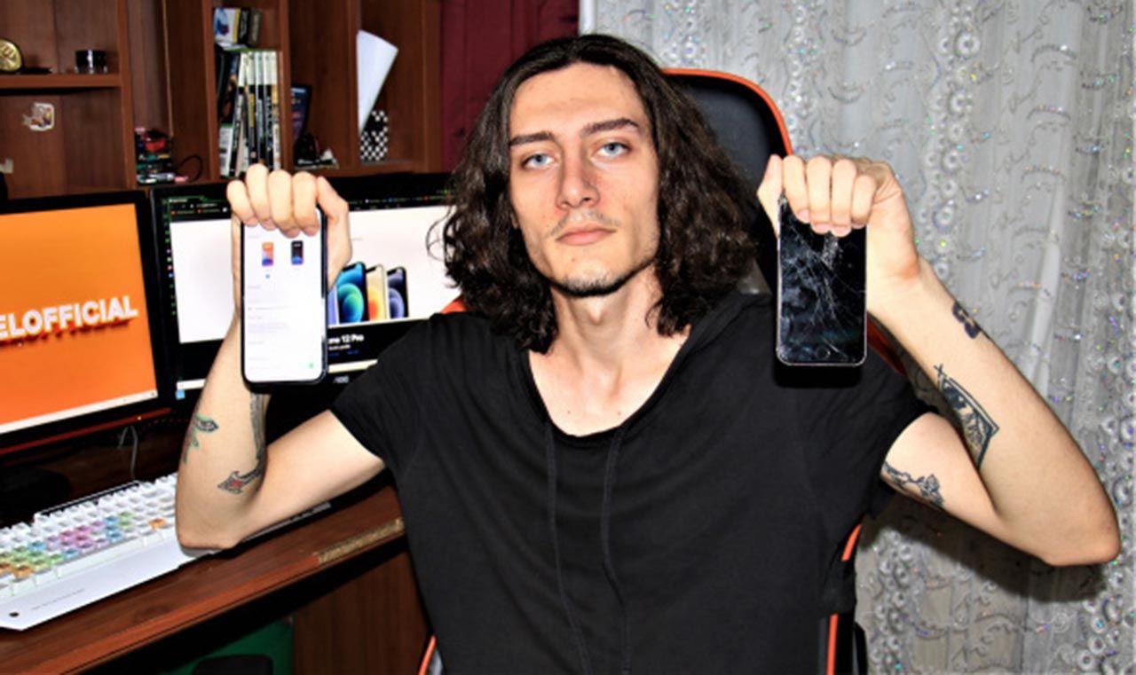 21 yaşındaki Türk genç Apple'da ''ekranı yakan'' açığı buldu - Resim: 1