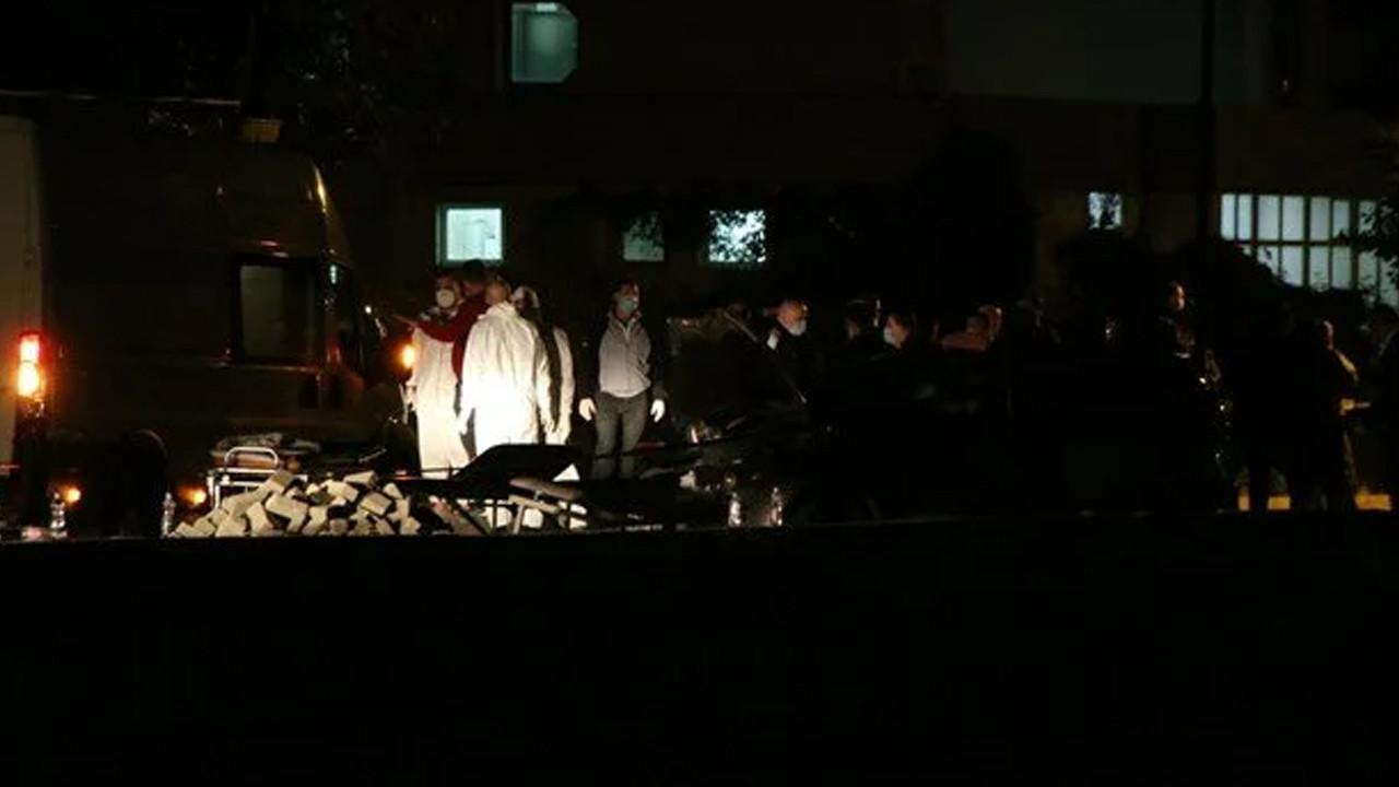 Covid-19 hastanesinde facia: 10 kişi hayatını kaybetti